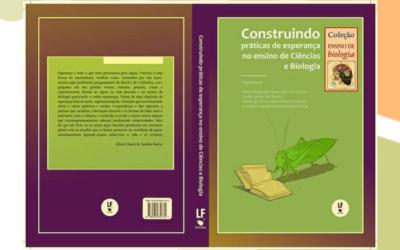 Sbenbio Regional 2 Lança Livro sobre IX Encontro Regional de Ensino de Biologia RJ/ES!